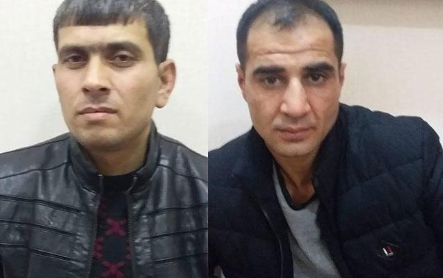 Marşrut avtobusunda cinayət törədənlər ələ keçdi