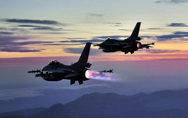 Türkiyədə hava əməliyyatlarında 732 terrorçu öldürülüb