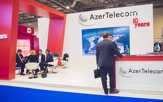 """AzerTelecom """"BakuTel 2018""""də qabaqcıl telekommunikasiya xidmətlərini təqdim edir"""
