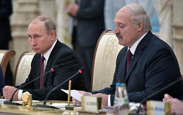 Lukaşenko rus qazının qiymətindən gileyləndi, Putin isə...