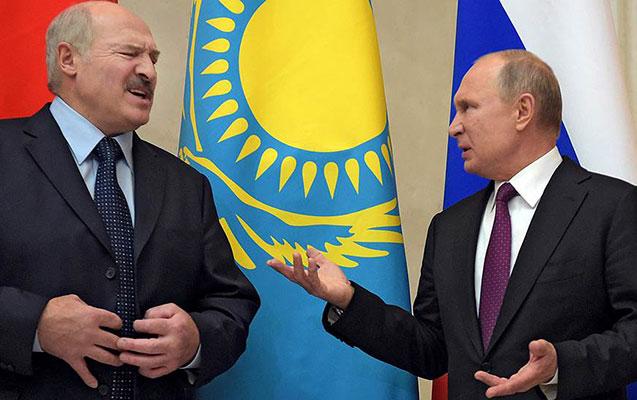Lukaşenko Putindən üzr istədi