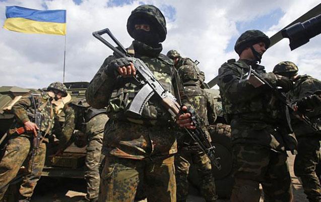 Ukraynadan orduya göstəriş