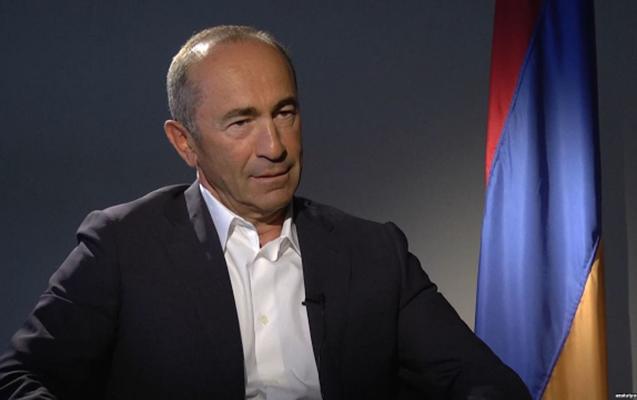 Aram Qabrelyanov Koçaryanın qalib gəldiyini açıqladı