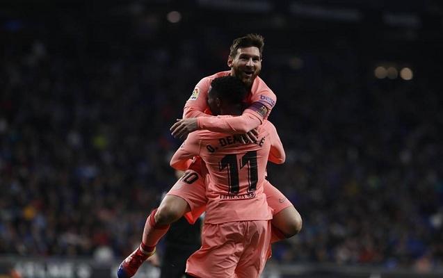 """""""Barselona"""" və """"Atletiko""""dan parlaq qələbə"""