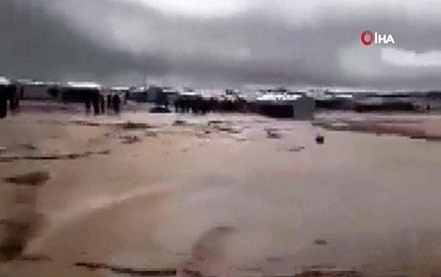 İraq yenə sel suları altında qaldı, 7 nəfər öldü