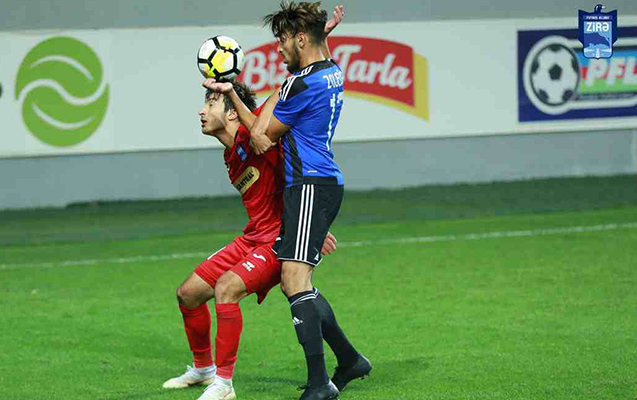"""""""Qarabağ"""" 6 cavabsız qolla qalib gəldi"""