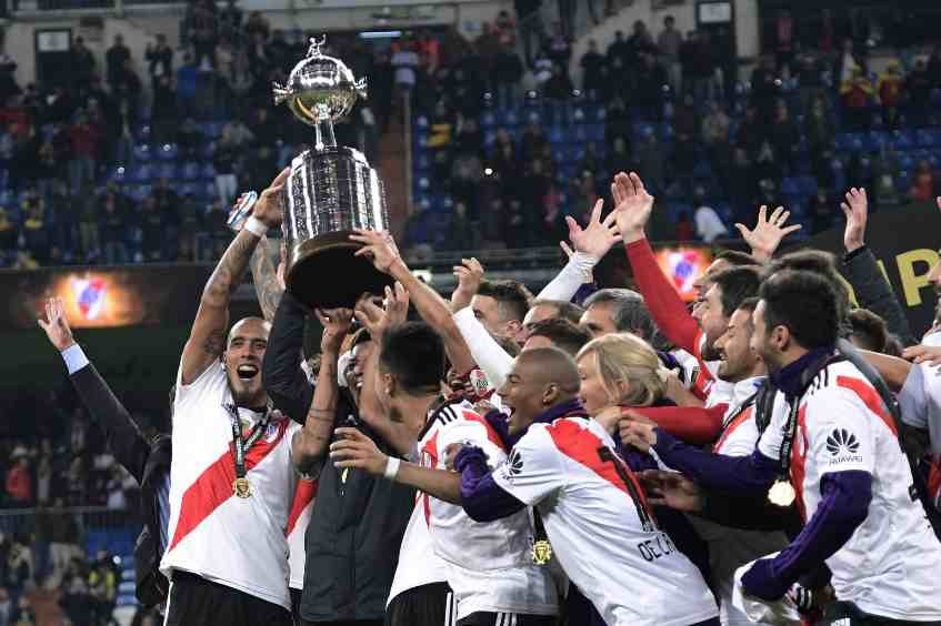 "Libertadores Kubokunda qalib ""River Pleyt"" oldu"