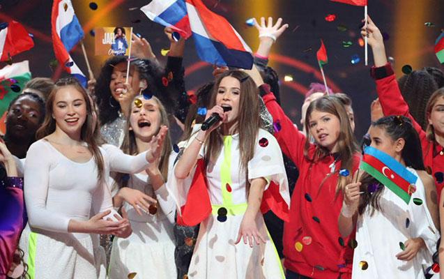 """""""Junior Eurovision"""" gələn il bu ölkədə keçiriləcək"""