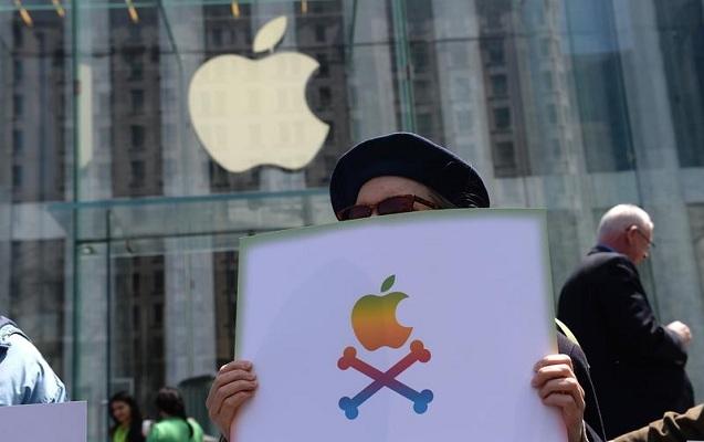 """Çindən """"Apple"""" məhsullarına qadağa"""