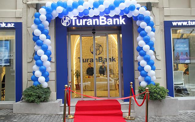 TuranBank 24 saat ixtiyarınızda!