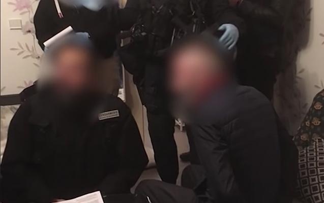 Fransada azərbaycanlı, gürcü və ermənilər saxlanıldı