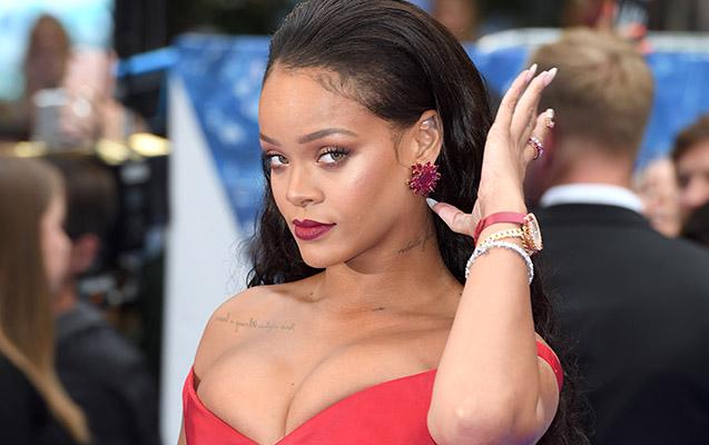 Rihannanın qəribə kaprizləri