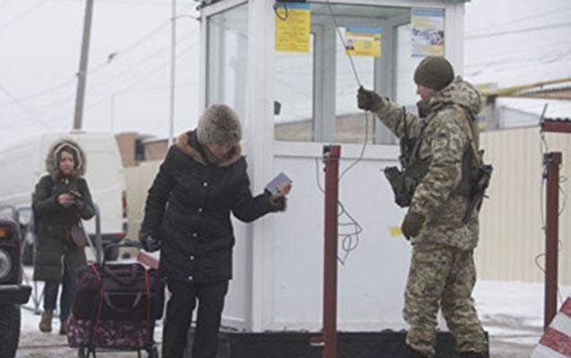 Hərbi vəziyyətdən sonra Ukraynaya buraxılmayan rusların