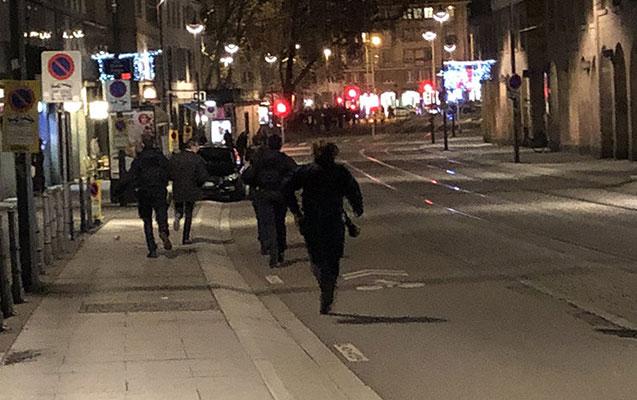 Strasburqda atışma:ölən və yaralananlar var