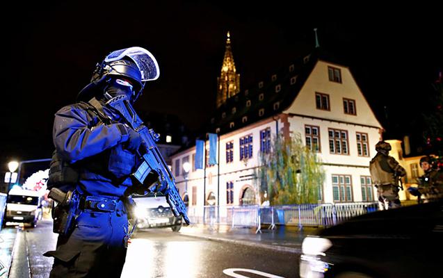 Fransada yüksək terror təhlükəsi səviyyəsi elan edilir