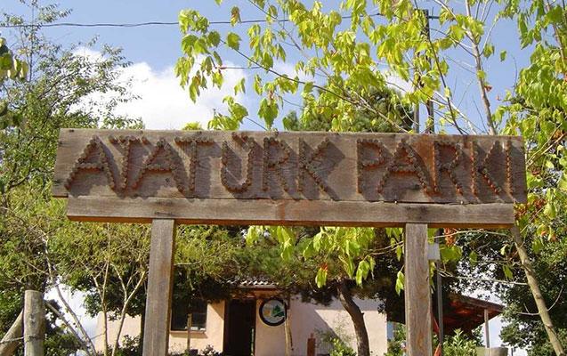 İcra Hakimiyyəti Atatürk Parkı ilə bağlı açıqlama yaydı