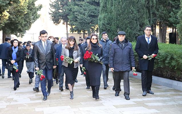 Azərbaycan Universitetində Heydər Əliyev anılıb