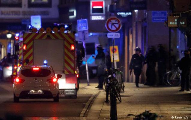 """Strasburqdakı atışma """"terror"""" elan edildi"""