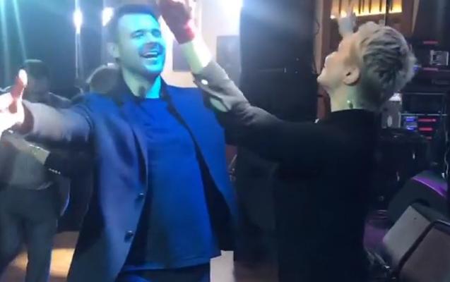 Rus məşhur Azərbaycan rəqsini belə oynadı