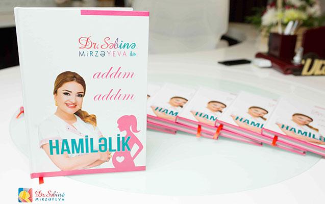 Səbinə Mirzəyevanın kitabı satışa çıxarıldı