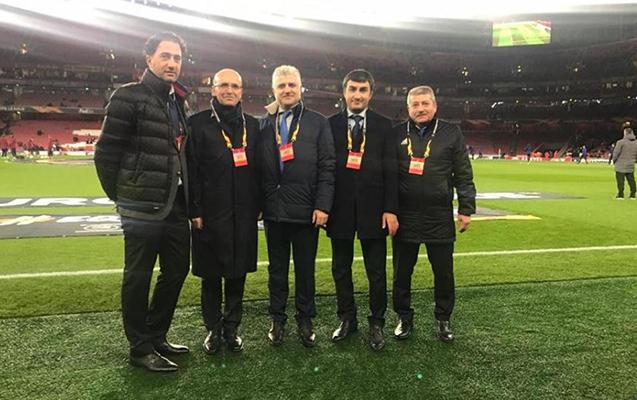 """Eks-türkiyəli nazir """"Qarabağ""""ın oyununda"""
