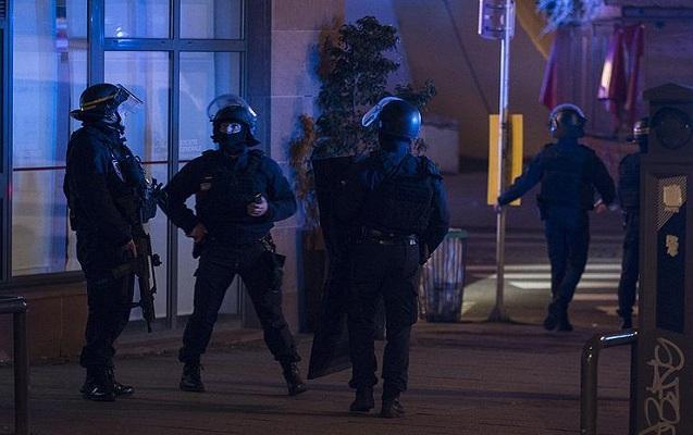 Strasburqu qana boyayan terrorçu öldürüldü