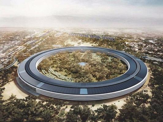 """""""Apple"""" yeni kampus açır"""