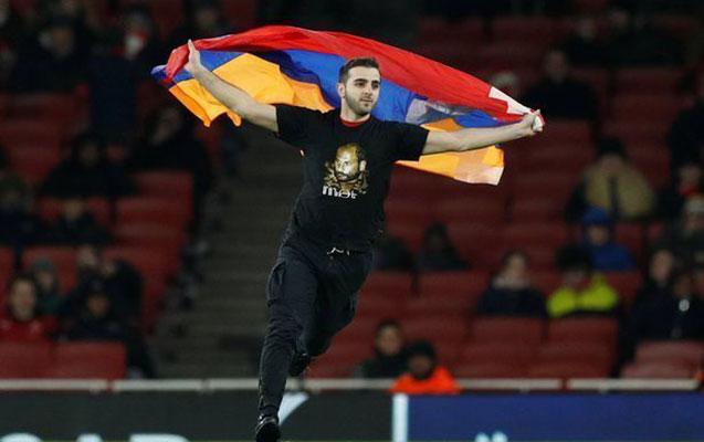 """""""Qarabağ""""ın oyununda erməni qalmaqal yaratdı"""