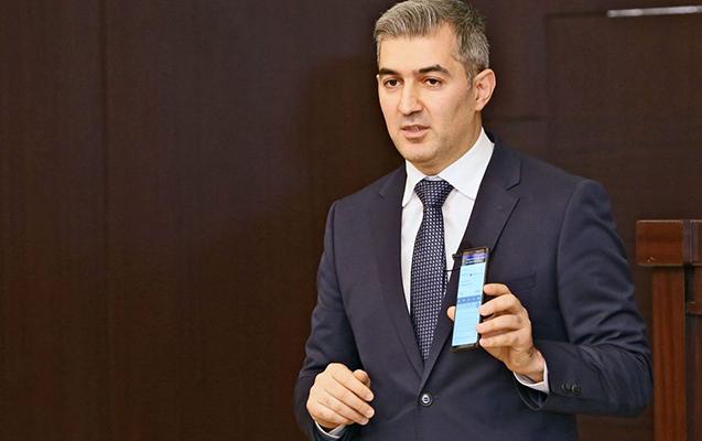 DMX rəisi yeni mobil tətbiqi özü təqdim etdi