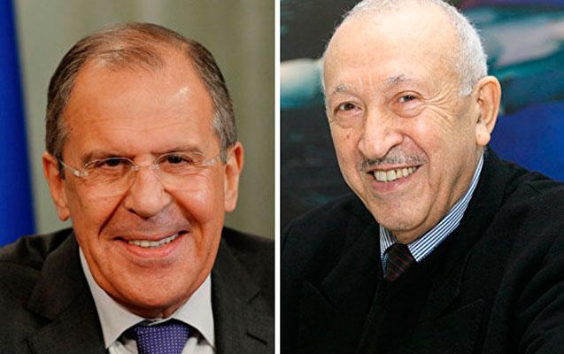 Lavrov Tahir Salahovu mükafatlandırdı