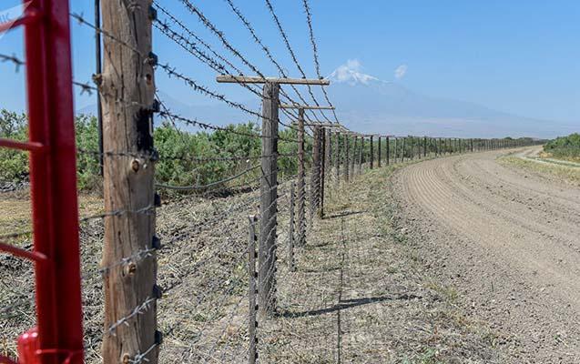 Azərbaycan-Rusiya sərhədində 138 nəfər saxlanıldı