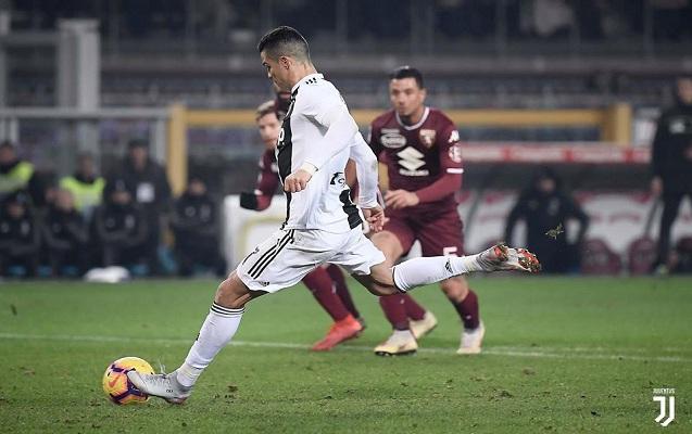 Ronaldo komandasına qələbə qazandırdı