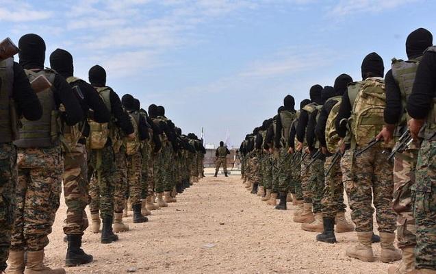 Suriya Milli Ordusundan Türkiyəyə mesaj