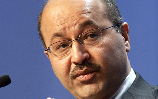 İraq prezidenti Britaniya vətəndaşlığından imtina etdi