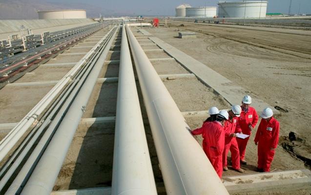 Bakı-Tbilisi-Ceyhan kəməri ilə 31 milyon ton neft daşınıb
