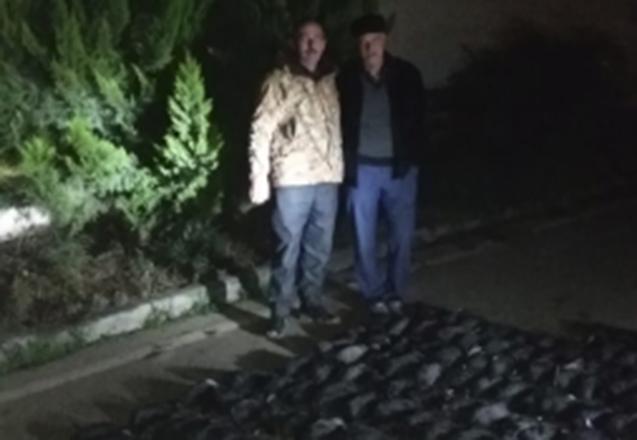 Su polisinin 2018-ci ildə alqışlanası tədbirlərindən biri