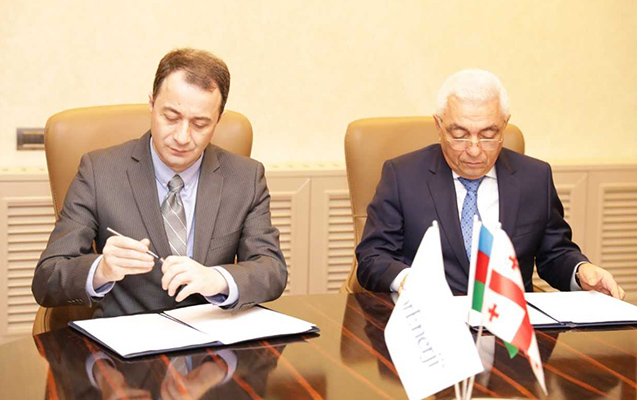 Azərbaycanla Gürcüstan arasında enerji sahəsində memorandum imzalandı