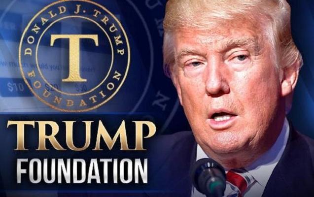 Trampın fondu bağlanır