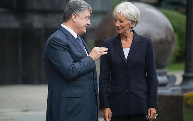 BVF Ukraynaya 3,9 milyard dollar ayırdı
