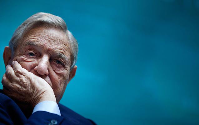 """Corc Sorosu """"ilin adamı"""" seçdilər"""