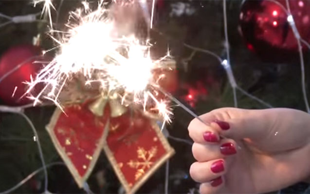 Yeni illə bağlı əhaliyə müraciət - Video