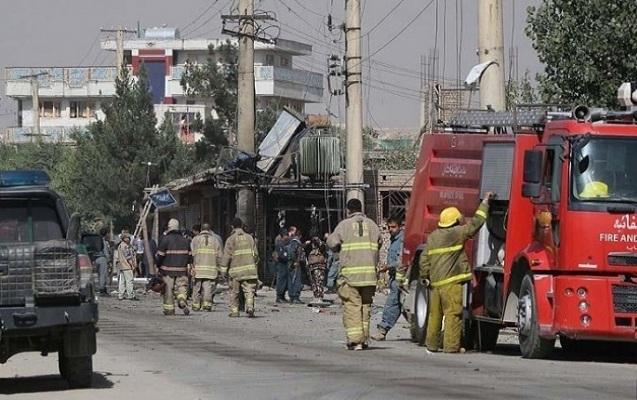 Əfqanıstanda hökumət binasına hücum - 29 ölü, 23 yaralı var