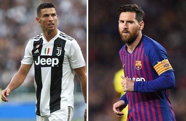Ronaldo və Messi ilin rəmzi yığmasında