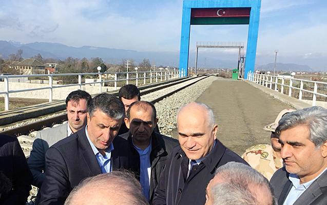 Azərbaycan nümayəndə heyəti İranda səfərdə olub