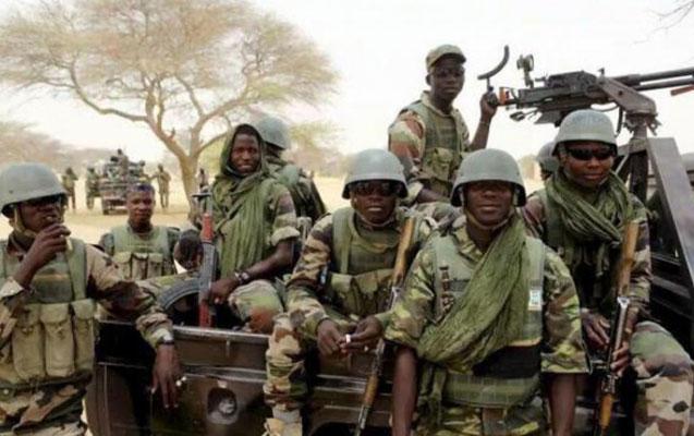 Nigeriya ordusuna hücum - 13 əsgər öldürüldü