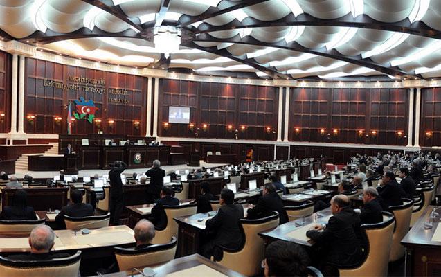 Parlamentin buraxılması bu gün müzakirəyə çıxarılır