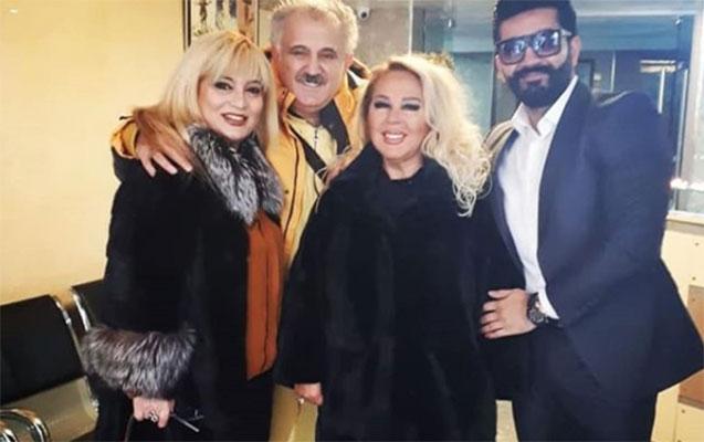 Türkiyəli məşhurlar Yeni ili Azərbaycanda qarşıladılar