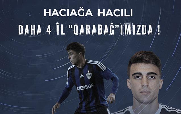 Qarabağ da 4 illik müqavilə