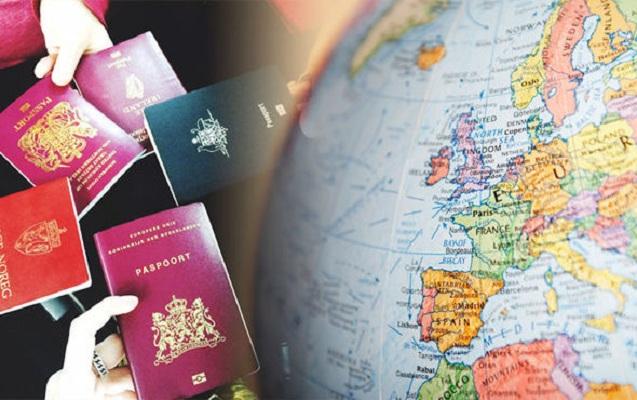 Dünyanın ən güclü və ən zəif pasportları - Siyahı