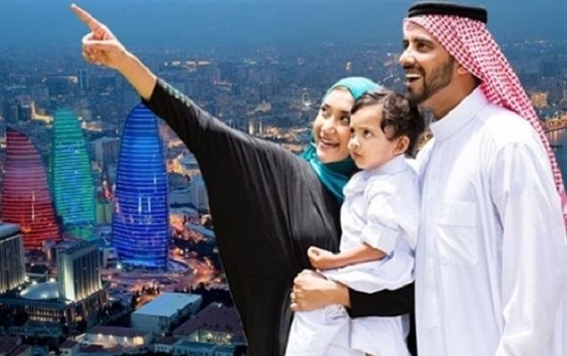 Ərəb turistlərin Azərbaycana axını olacaq